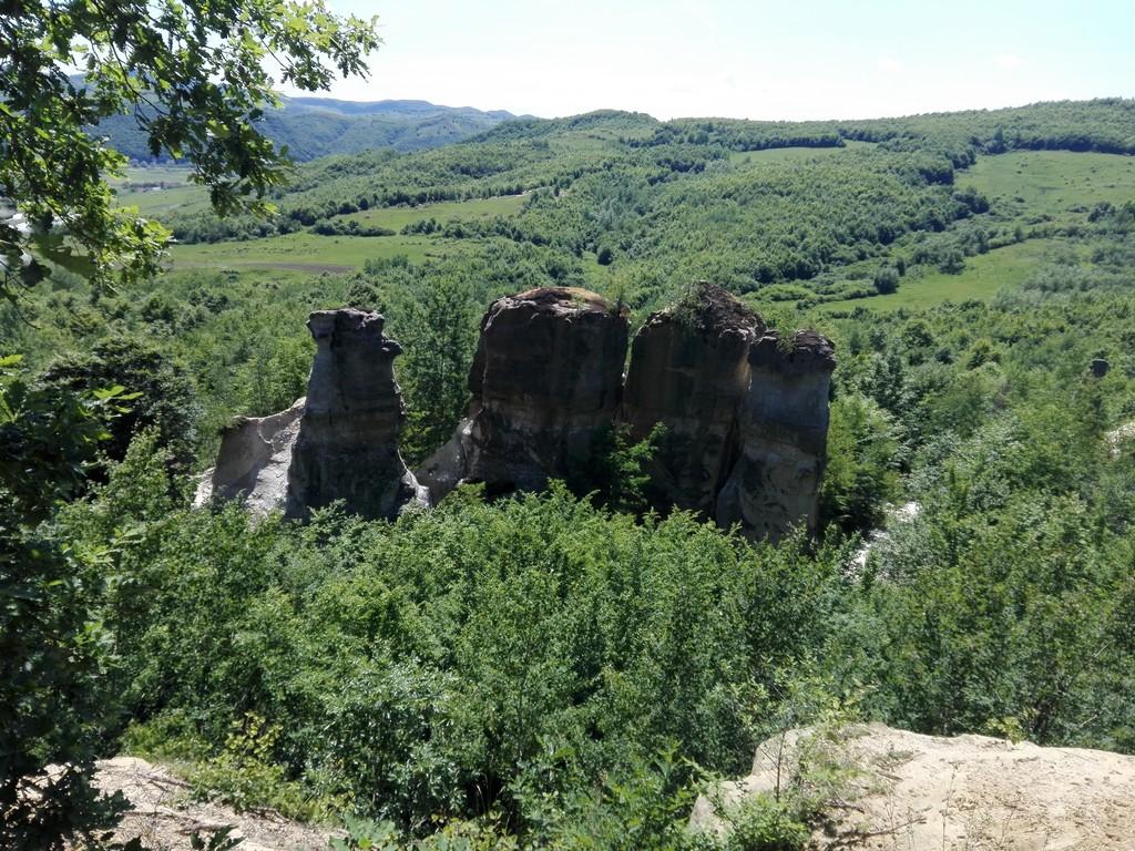 Gradina Zmeilor Salaj, obiective turistice Transilvania, Romania, concediu, infoturism , Romania, Transilvania(7)