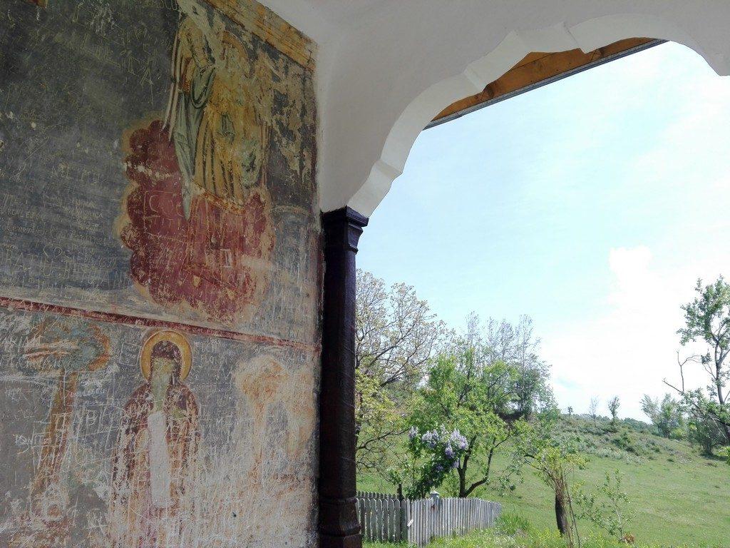 Manastirea Carnu, Buzau, obiective turistice Romania