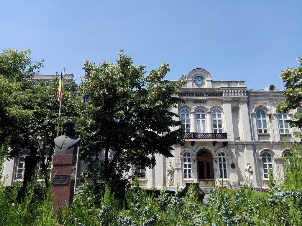 Ploiesti, muzeul de istorie, obiective turistice Ploiesti, Romania