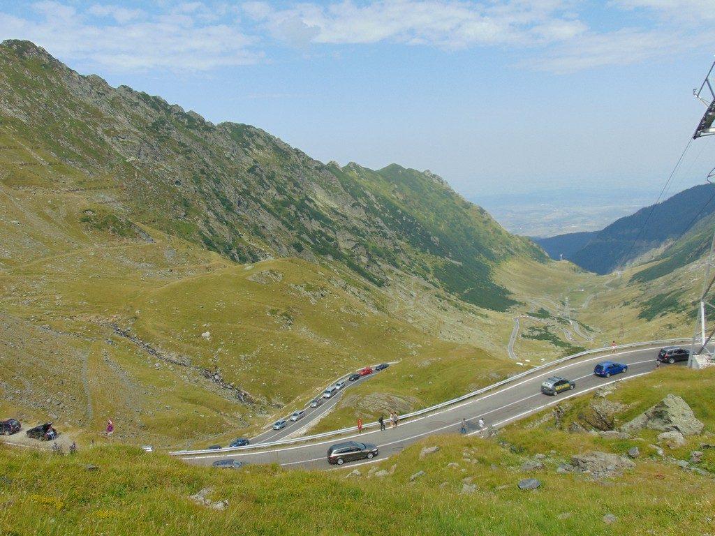 obiective turistice Romania, Transfagarasan