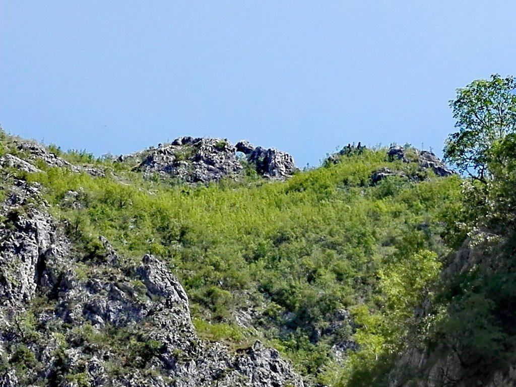 INELUL, Cheile Sohodolului, obiective turistice Romania