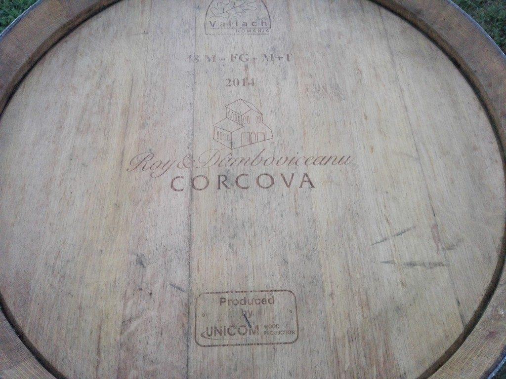 crama Corcova, Damboviceanu Roy, Cuvee Boheme, Cuvee Racoveanu, Feteasca Neagra, Sauvignion Blanc, Rose, Corcovel si Corcovin