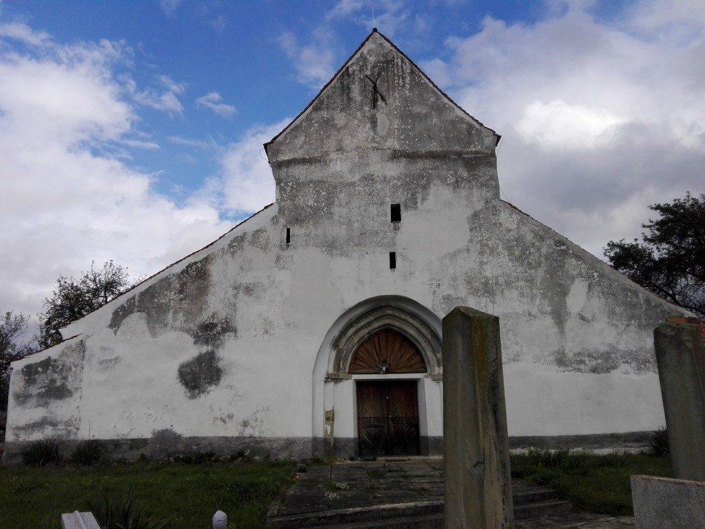 Biserica Halmeag, obiective turistice Brasov, Romania