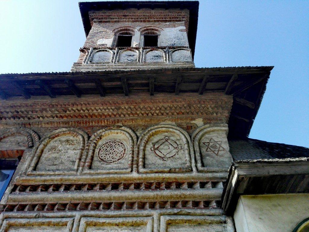 Cula Nistor, obiective turistice Mehedinti, Romania
