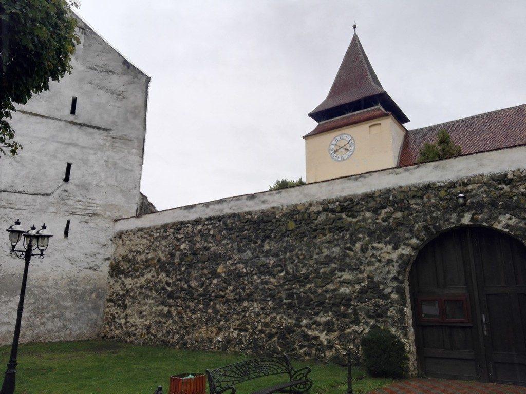 Biserica fortificata Vulcan