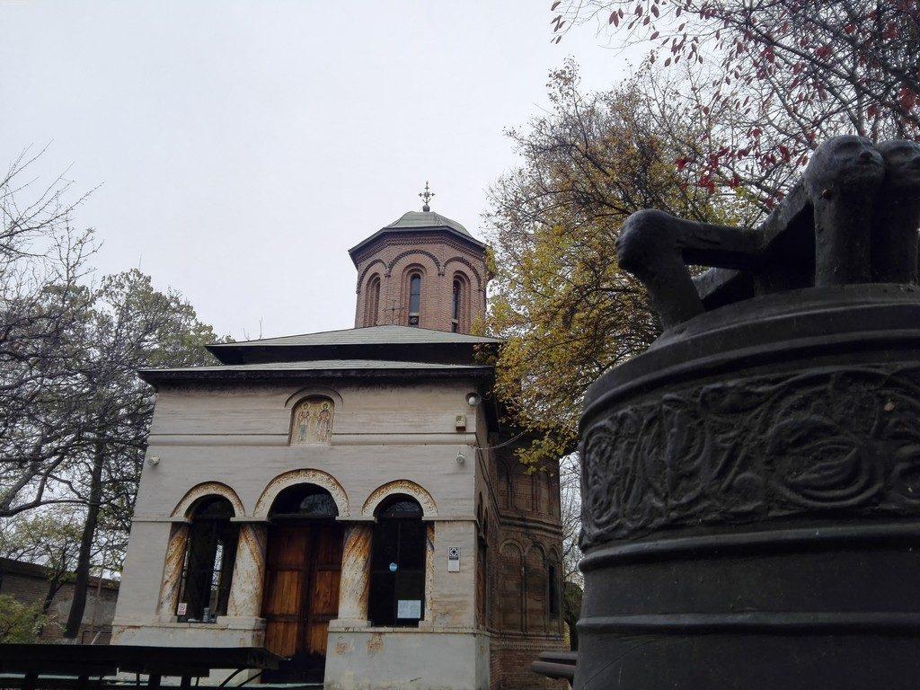 Biserica-Marcuta-obiective-turistice-si-monumente-Bucuresti-Romania