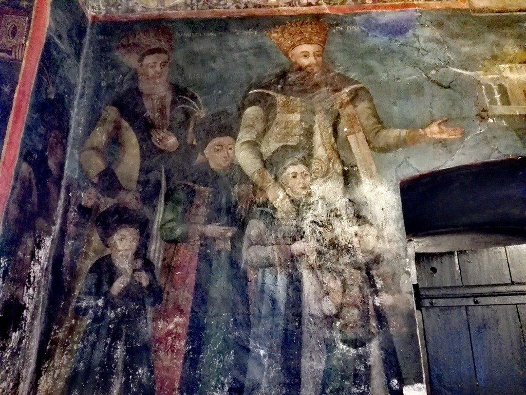 Biserica Marcuta, obiective turistice si monumente Bucuresti, Romania
