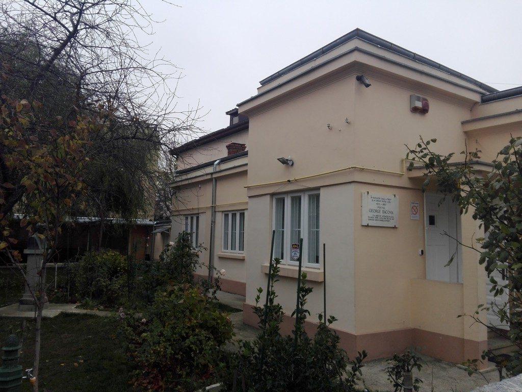 Casa memoriala George Bacovia, obiective turistice in Bucuresti, Romania