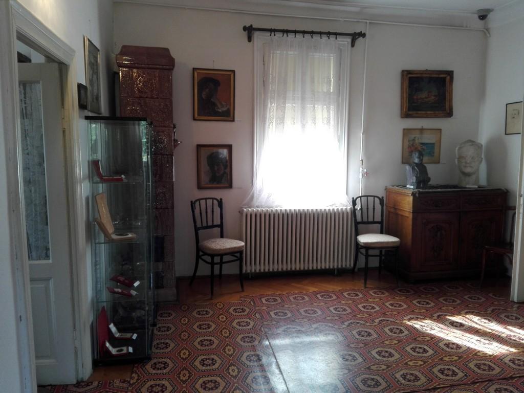Martisor In Forma De Cruce Sau Casa Memoriala Tudor Arghezi Tara Dacilor