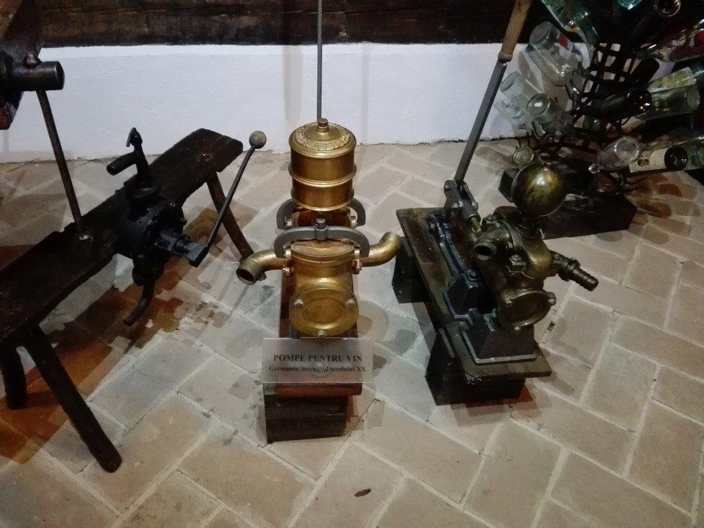 Crama Muzeu 1777, Valea Calugareasca, obiective turistice Prahova, Romania