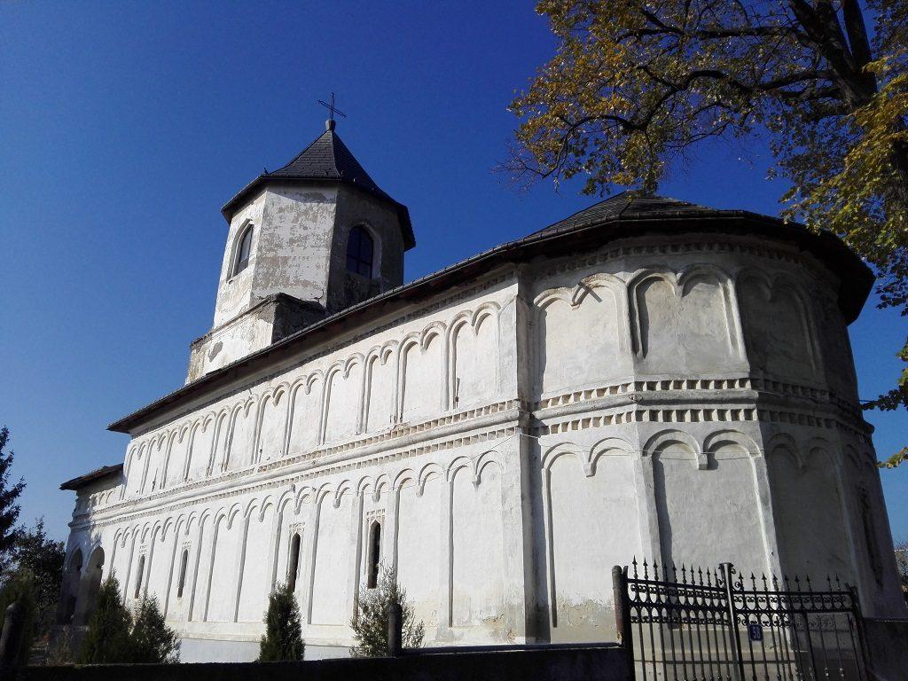 Schitul Mironesti, obiective turistice in jurul Bucurestiului, Comana, Romania
