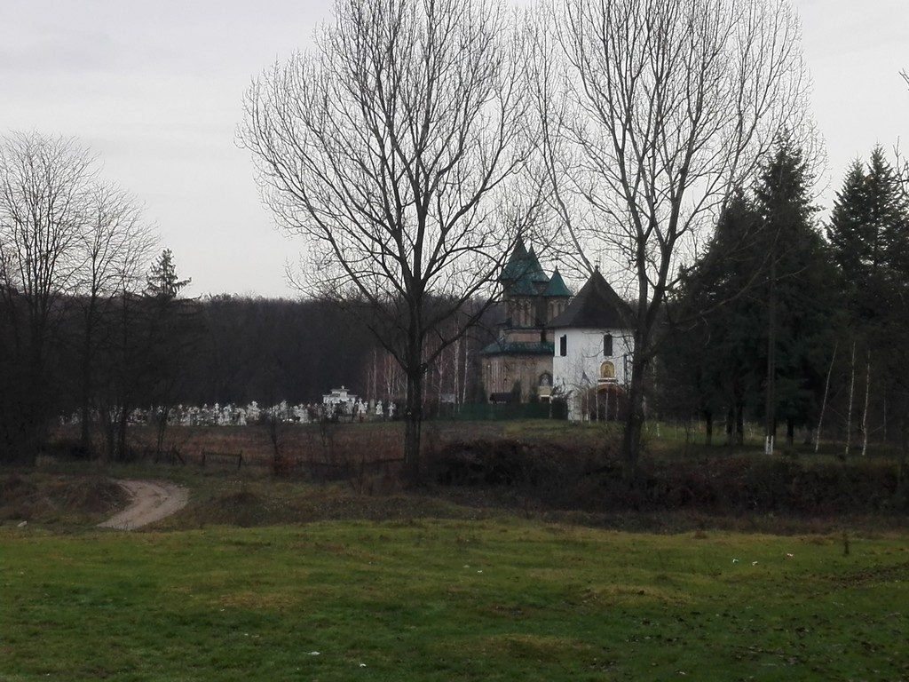 Manastirea Cobia, obiective turistice Dambovita, Romania