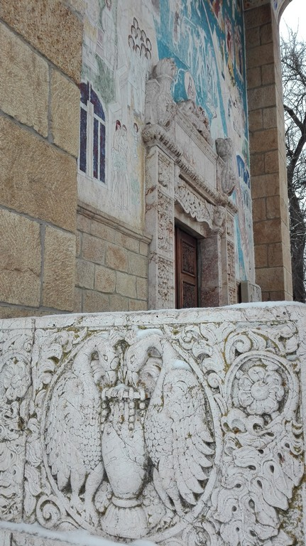 Biserica din Bogata Olteana, Dimitrie Leonida, obiective turistice Romania, judetul Brasov