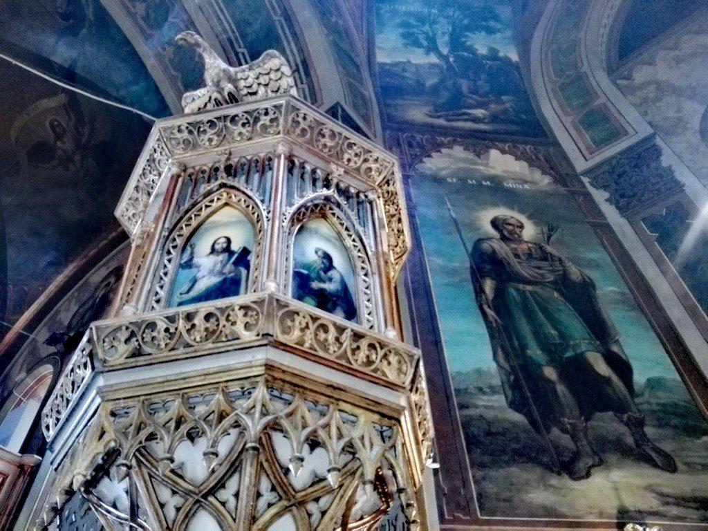 Biserica Zlatari, obiective turistice Bucuresti, Tattarescu Gheorghe, Romania