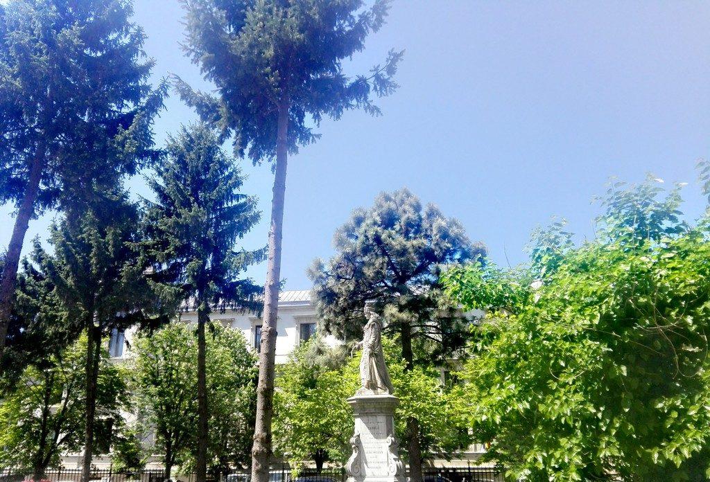 Biserica domnita Balasa Bucuresti, obiective turistice Romania, Brancoveanu , Carl Storck
