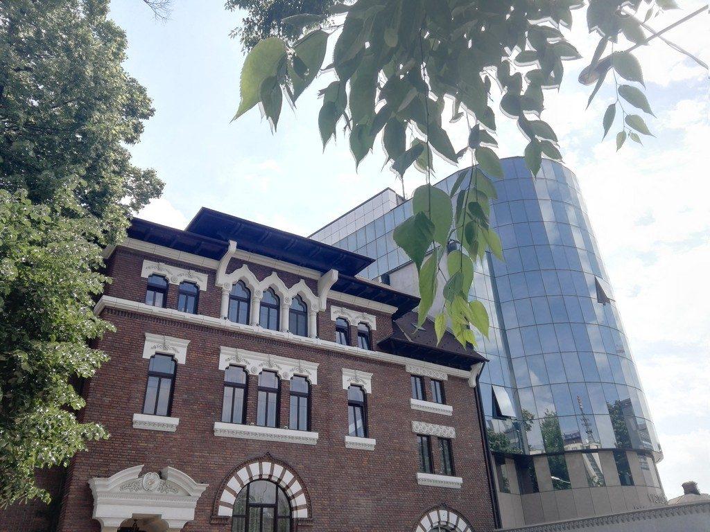 arhitectura, casa din zona Bucuresti