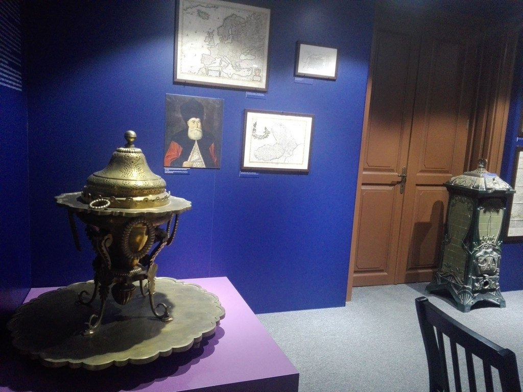 Casa Cesianu Filipescu, Muzeu Bucuresti, obiective turistice Romania (65)