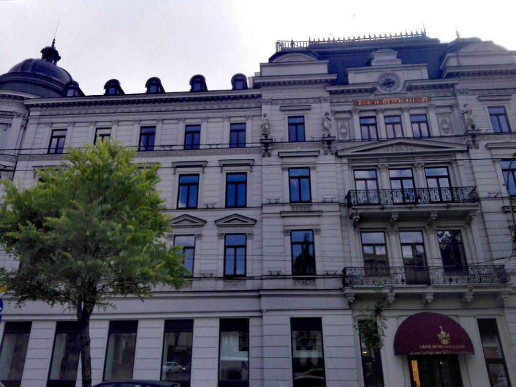 Bulevardul Regina elisabeta, hotel Cismigiu, Centrul-Vechi-Bucuresti-Bnr-Romania