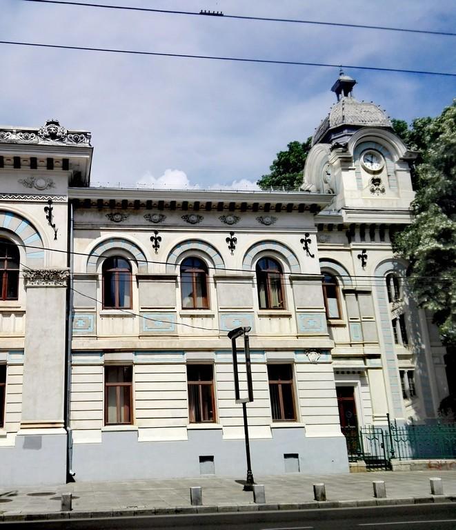 Liceul Gheorghe Lazar, Bucuresti