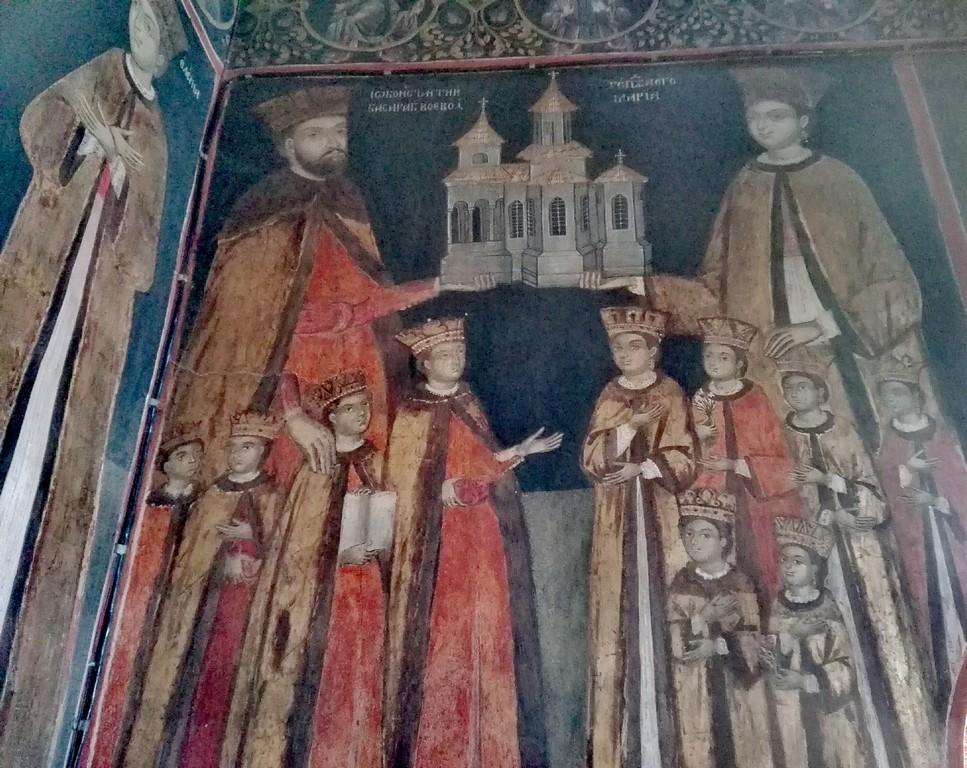 Manastirea Mamu, Brancoveni Lungesti, Parvu Mutu, Constantin Brancoveanu, Dragasani, Obiective turistice romania, Valcea