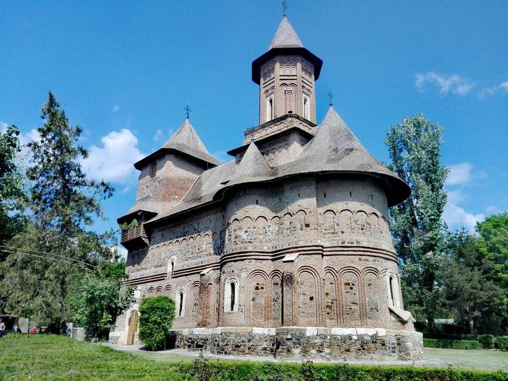 Manastirea fortificata Precista, Vasile Lupu, monument de arhitectura, obiective turistice Romania, Galati