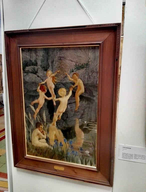 Muzeul de Arta, Universitatea Dunarea de Jos, Galati, obiective turistice Romania
