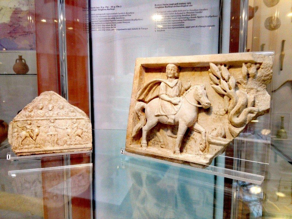Muzeul de Istorie Galati, Paul Paltanea, arheologie, lapidariu, obiective turistice Galati Romania, Moldova