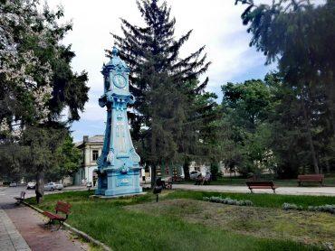 Obiective turistice Braila, Romania, Muzeul de Istorie, Arta si Arheologie, muzeul Brailei Carol I, ceasul public al Brailei