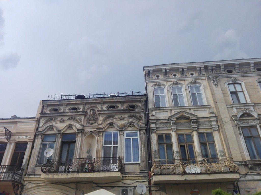 Faleza Dunarii, Obiective turistice Braila, Romania, Muzeul de Istorie, Arta si Arheologie, muzeul Brailei Carol I