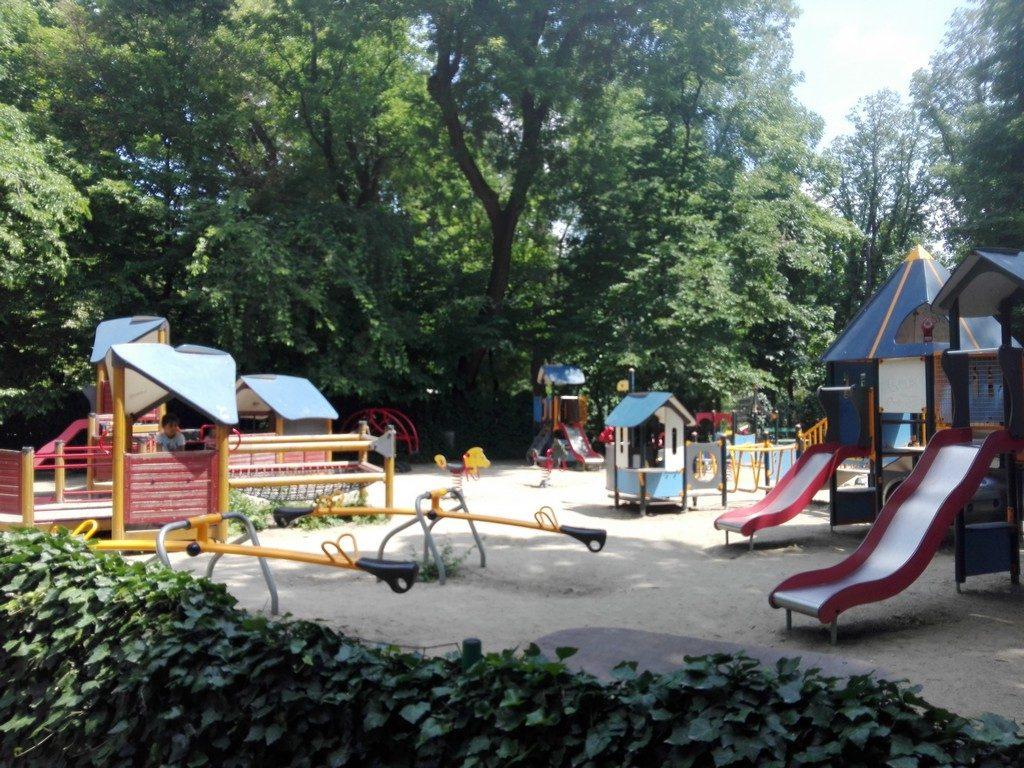 Parcul Cismigiu, obiective turistice Bucuresti, Romania