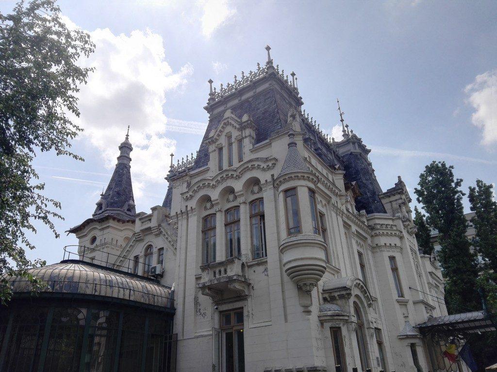 Palatul Kretzulescu, Unesco, arhitect Petre Antonescu, Parcul Cismigiu, obiective turistice Bucuresti, Romania