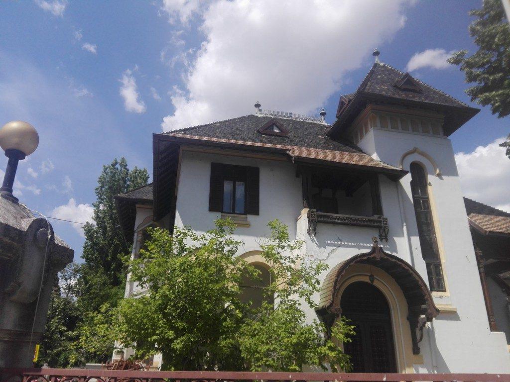 Parcul Ioanid, obiective turistice Bucuresti, arhitectura, Romania