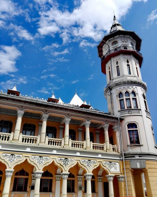obiective turistice Buzau, Romania