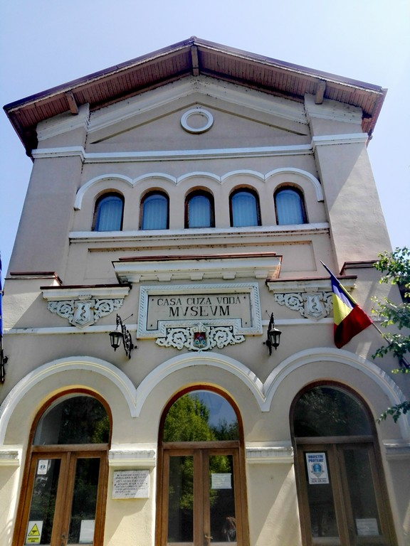 Casa memoriala Alexandru Ioan Cuza, obiective turistice Galati, Romania, arhitectura, cladiri istorice Moldova