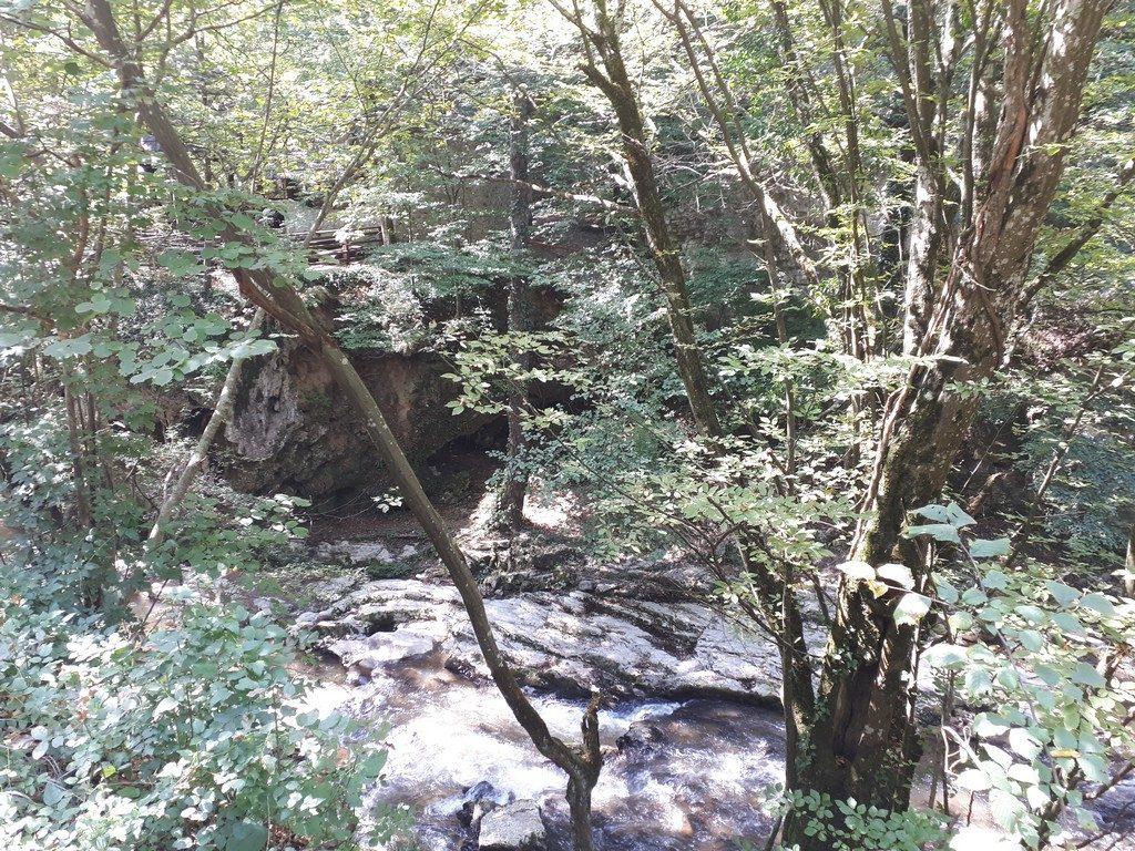 Cascada Biger, infoturism, obiective turistice Romania, Mehedinti, Caras Severin