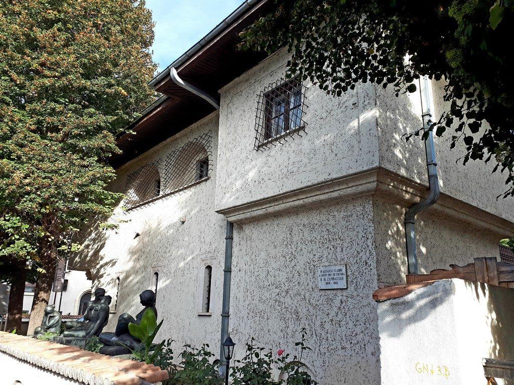 Muzeul de arta Zambaccian Krikor, obiective turistice Bucuresti, Romania