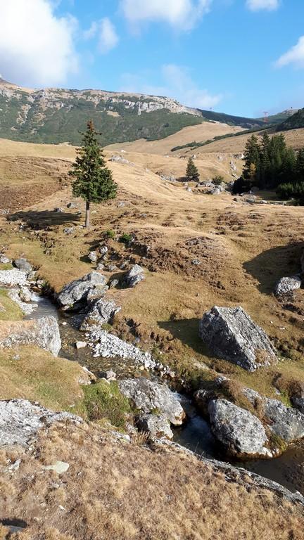 Padina, Bucegi, Cascada Obarsia Ialomitei, obiective turistice Romania