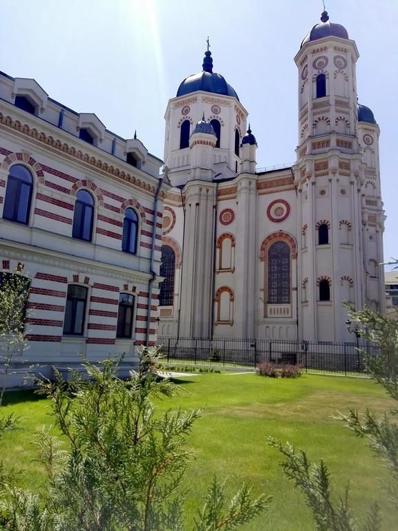 Biserica Sfantul Spiridon Nou, Bucuresti, pictura Gheorghe Tattarescu, obictive turistice Bucuresti