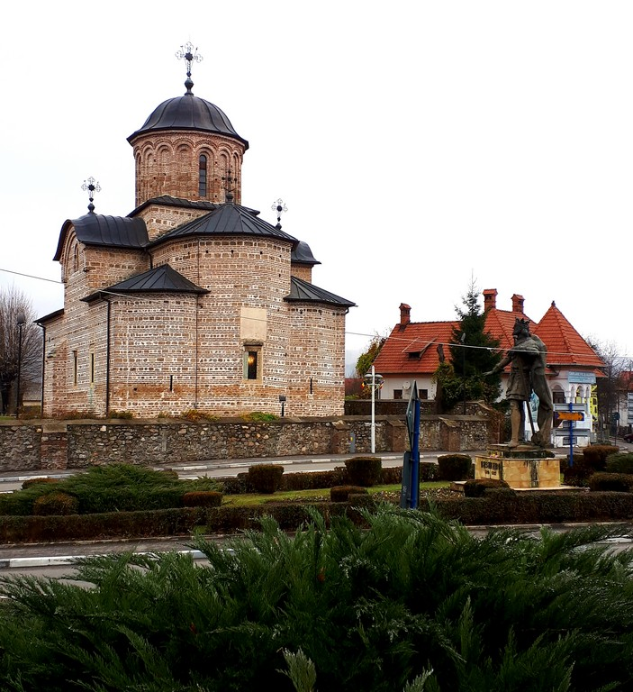 Curtea de Arges, Biserica Domneasca, obiective turistice RomaniaCurtea de Arges, Biserica Domneasca, obiective turistice Romania