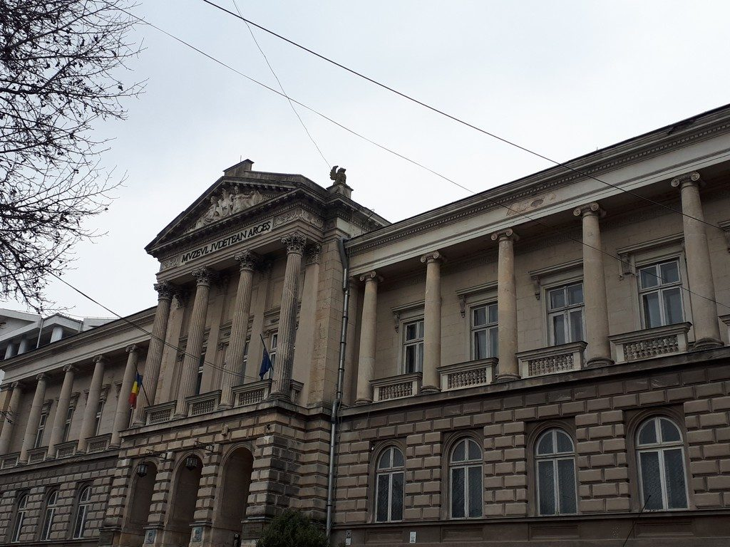 Muzeul Judetean Pitesti, obiective turistice Arges, Romania
