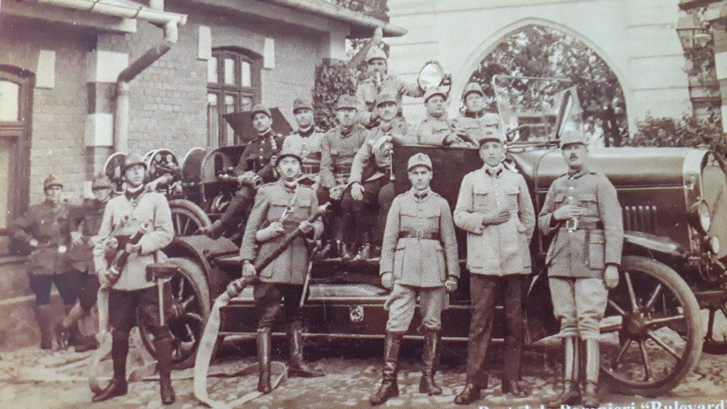 Muzeul Pompierilor, Foisorul de Foc, obiective turistice Bucuresti, Romania
