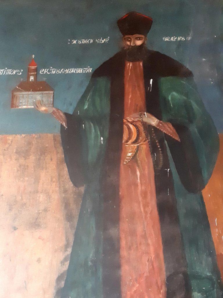 Manastirea Nucet, ctitori, obiective turistice Dambovita, Romania