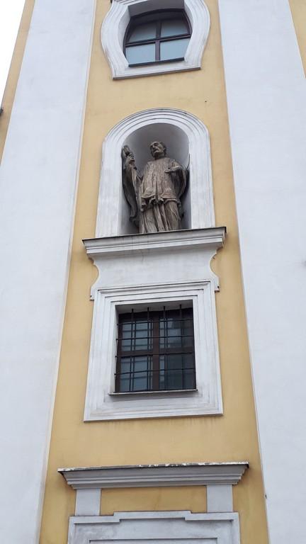 Biserica Catolica, Targu Mures, Romania, obiective turistice, arhitectura Transilvania