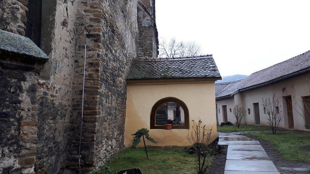 Biserica fortificata din Axente Sever, obiective turistice Sibiu, Romania, muzeu, istoria sasilor, Transilvania