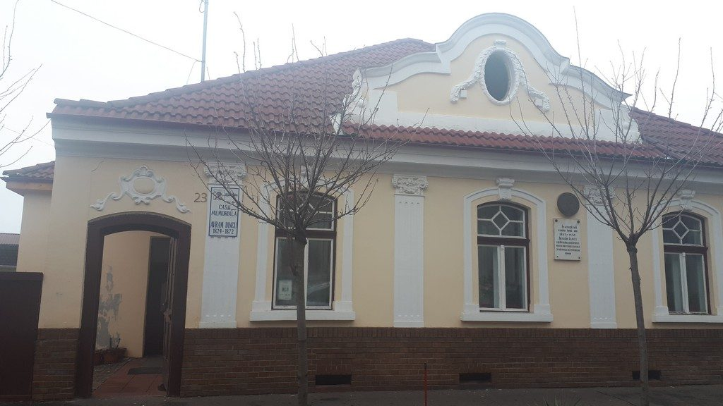 Casa Memoriala Avram Iancu, Targu Mures, obiective turistice Romania