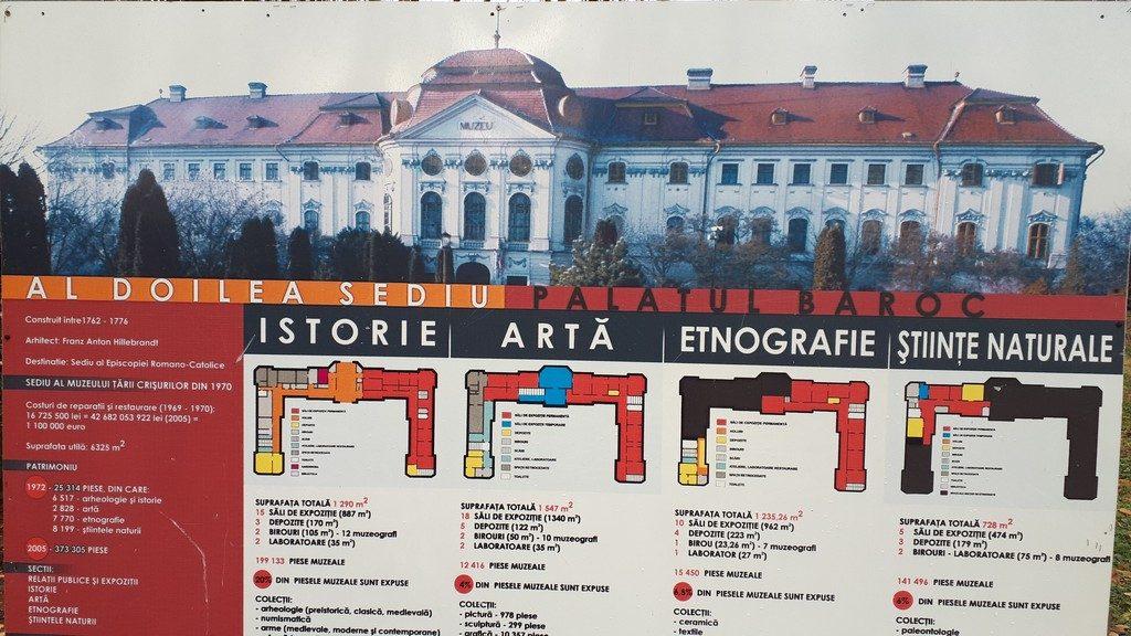 Muzeul Tarii Crisurilor Oradea, Arta, Etnografie, Istorie, Stiintele Naturii, obiective turistice Romania, Transilvania