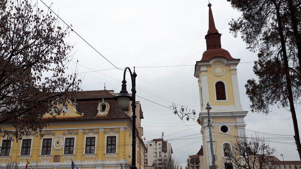 Targu Mures, Romania, obiective turistice, arhitectura Transilvania