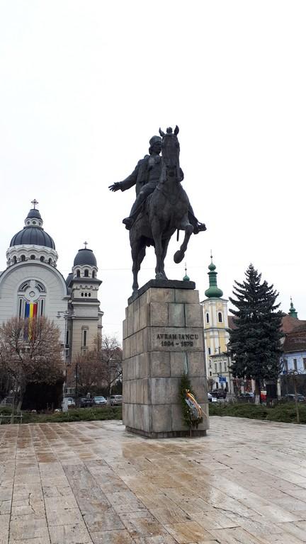 statui Targu Mures, Romania, obiective turistice, arhitectura Transilvania