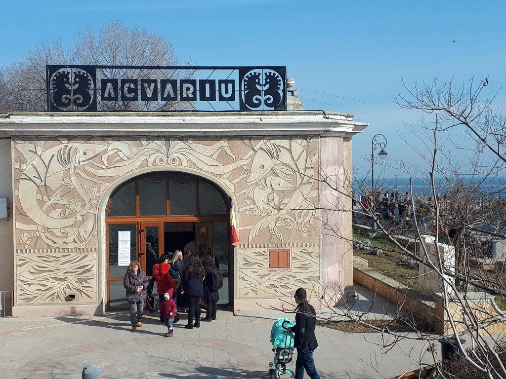 Acvariu Constanta,obiective turistice Constanta, Romania