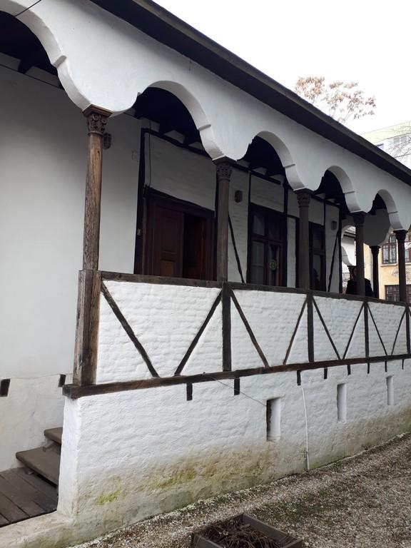 Casa Voina, Casa de Targovet Bucuresti, obiective turistice Romania, arhitectura